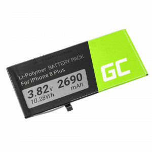 Green Cell Smartphone Battery for A1864 Apple iPhone 8 Plus