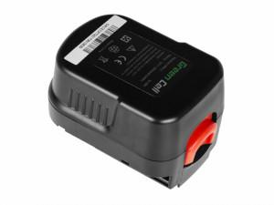Acumulator pentru Black&Decker A12 A1712 HPB12 12V 2Ah