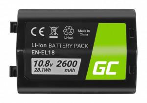 Baterie camera foto EN-EL18 ENEL18 pentru Nikon D4, D4S, D5 10.8V 2600mAh