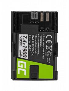 Baterie camera foto pentru LP-E6/LP-E6N Canon EOS 70D, 5D Mark II/ III/IV, 80D, 7D Mark II, 60D, 6D, 7D 7.4V 1900mAh