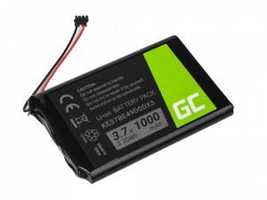 Baterie GPS KE37BE49D0DX3 361-00035-00 Garmin Edge 800 810 Nuvi 1200 2300 2595LM