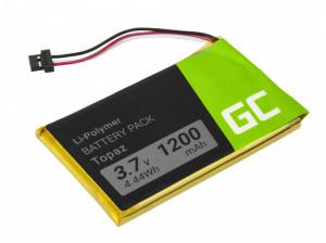 Baterie GPS Navigon 70 70/71 Plus Easy Premium