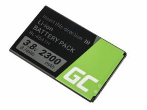 Green Cell Smartphone Battery BL-45A1H LG K10 K420n K430
