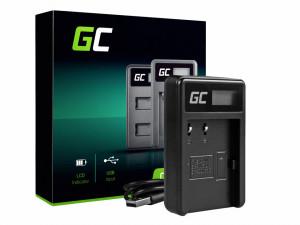 Incarcator baterii CB-5L pentru Canon BP-511, EOS 5D, 10D, 20D, 30D, 50D, D30, 300D, PowerShot G1, G2, G3, G5, Pro 1