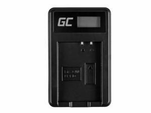 Incarcator baterii LC-E10 pentru Canon LP-E10, EOS Rebel T3, T5, T6, Kiss X50, Kiss X70, EOS 1100D, EOS 1200D, EOS 1300D