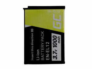 Baterie camera foto digitala pentru Nikon Coolpix AW100 AW110 AW120 S9500 S9300 S9200 S9100 S8200 S8100 S6300 3.7V 1000mAh