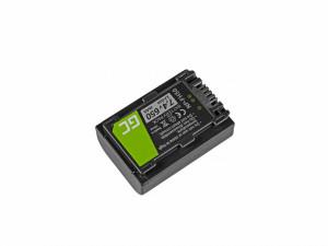Baterie camera foto NP-FH50 pentru Sony DCR-HC45, DCR-SR300E, DCR-SR70, DCR-SX50E 7.4V 650mAh