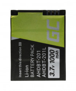 Baterie camera foto pentru GoPro HD Hero 3 AHDBT-201 AHDBT-301