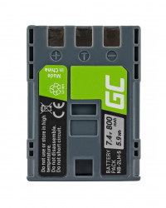 Baterie camera foto pentru NB-2L / NB-2LH Canon PowerShot G7 G9 S70 S80 R100 R11 Canon Elura 85 90 EOS 350D 400D 7.4V 700mAh