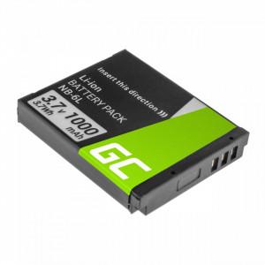 Baterie camera foto pentru NB-6L/6LH Canon PowerShot SX510 HS, SX520 HS, SX530 HS, SX600 HS, SX700 HS, D30, S90, S120 3.7V 1000mAh