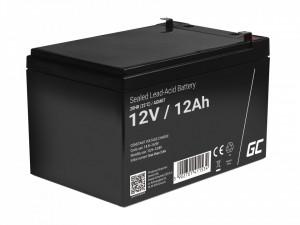 Green Cell AGM Battery 12V 12Ah