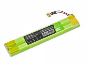 Green Cell Speaker Battery EU-BT00003000-B for TDK Life On Record A33 A34 TREK Max
