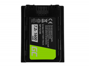 Baterie camera foto digitala pentru Sony Alpha A7 III A7R III A9 A9R A9S ILCE-7M3 7RM3 7.2V 1600mAh