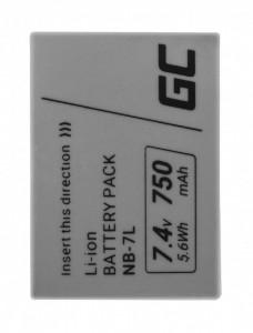 Baterie camera foto NB-7L NB7L pentru Canon PowerShot G10, G11, G12, SX30 IS 7.4V 750mAh