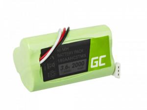 Green Cell 180AAHC3TMX Speaker Battery for Logitech S315i S715i Z515 Z715
