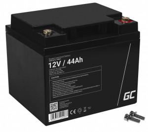 Green Cell AGM Battery 12V 44Ah