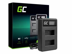 Incarcator AHBBP-301 Green Cell ® pentru AHDBT-201, AHDBT-301, GoPro HD Hero 3, GoPro HD Hero 3+