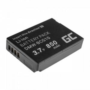 Baterie camera foto digitala pentru Panasonic Lumix DMC-TZ10 DMC-TZ20 DMC-TZ30 DMC-ZS5 DMC-ZS10 DMC-ZX1 DMC-ZX3 3.7V 850mAh