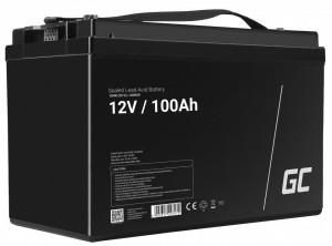 Green Cell AGM Battery 12V 100Ah