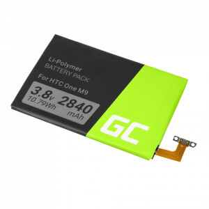 Green Cell B0PGE100 Smartphone Battery for HTC One M9 S9