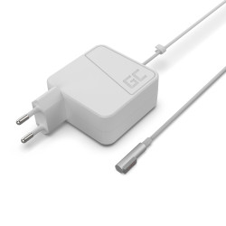 Green Cell Charger AC Adapter for Apple Macbook 45W / 14.5V 3.1A / Magsafe