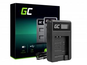 Incarcator LI-50C Green Cell ® pentru Olympus LI-50B, SZ-15, SZ-16, Tough 6000, 8000, TG-820, TG-830, TG-850, VR-370, XZ-1, XZ-10