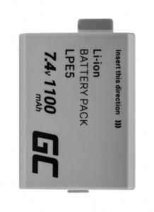 Baterie camera foto pentru Canon LP-E5 EOS 450D 500D 1000D