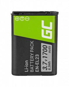 Baterie camera foto pentru EN-EL23 Nikon Coolpix B700, P600, P610, P900, S810C 3.7V 1700mAh