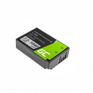 Baterie camera foto pentru LP-E17 (Half-Decoded) Canon EOS 77D, 750D, 760D, 8000D, M3, M5, M6, T7i 7.2V 1040mAh
