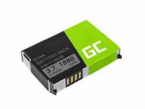 Baterie GPS 010-11143-00 Garmin SafeNav Aera 500 Zumo 220 660LM