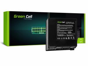 Baterie laptop pentru Asus G74 G74S G74J / 14,4V 4400mAh