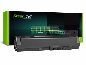 Baterie laptop pentru MSI Wind U91 L2100 L2300 U210 U120 U115 U270 (black) / 11,1V 6600mAh