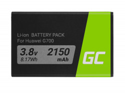 Battery HB505076RBC for Huawei Y3 YII