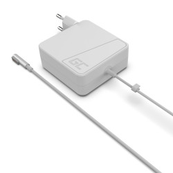 Green Cell Charger AC Adapter for Apple Macbook 60W / 16.5V 3.65A / Magsafe