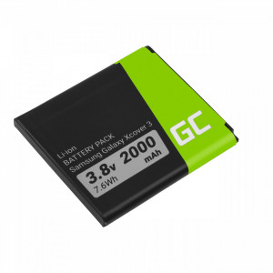 Green Cell EB-BG388BBE Smartphone Battery for Samsung Galaxy xCover 3 G388F G389F