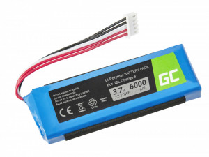 Green Cell Speaker Battery GSP1029102A for JBL Charge 3