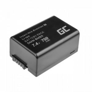 Baterie camera foto pentru DMW-BMB9 Panasonic Lumix DMC-FZ70, DMC-FZ60, DMC-FZ100, DMC-FZ40, DMC-FZ47, DMC-FZ150 7.4V 750mAh