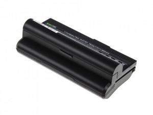 Baterie laptop pentru Asus Eee-PC 901 904 1000 1000H (black) / 7,4V 8800mAh