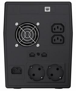 Green Cell ® UPS Microsine 2000VA LCD