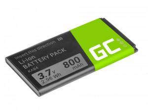 Green Cell KAB4 Phone Battery for Kazam Life B4 Maxcom MM720