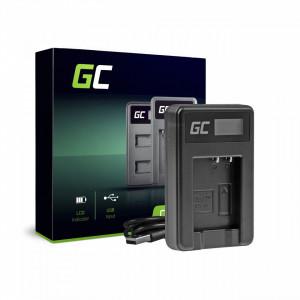 Incarcator DE-A65BB Panasonic DMW-BCG10 Lumix DMC-TZ10 DMC-TZ20 DMC-TZ30 DMC-ZS5 DMC-ZS10 DMC-ZX1