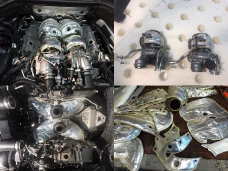 Poze Izolaţii termice ţevi eșapament autoturisme/tractoare/ATV/nave/camioane