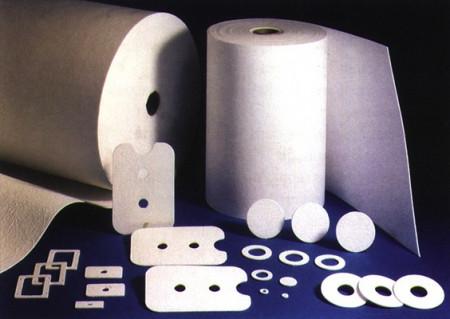 Poze Hârtie fibră ceramică T=1200°C