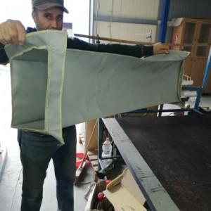 Compensator rectangular