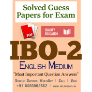 IBO2 IGNOU Solved Sample Papers/Most Important Questions Answers for Exam-English Medium