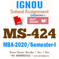 MS424-IGNOU MBA Solved Assignment 2020/Semester-I (International Banking Management)