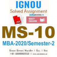 MS10-IGNOU MBA Solved Assignment 2020/Semester-II (Organisational Design, Development & Change)