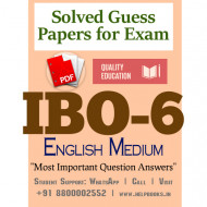 IBO6 IGNOU Solved Sample Papers/Most Important Questions Answers for Exam-English Medium