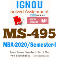 MS495-IGNOU MBA Solved Assignment 2020/Semester-I (Ethics and Corporate Governance)