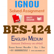 Download BES124-IGNOU B.ed IGNOU Solved Assignment 2020-2021 (Language Across the Curriculum) (English Medium)